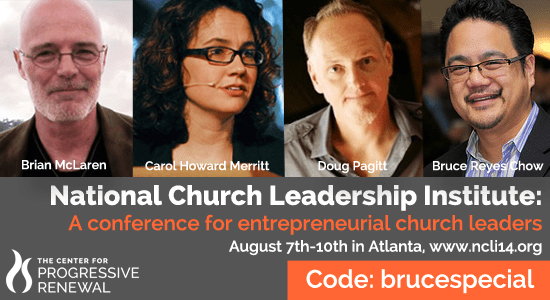 National Church Leadership Institute 2014