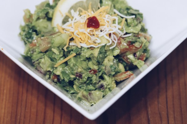 Every day is better with guacamole.