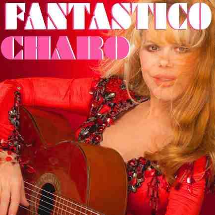 CHARO FANTASTICO COVER photo John Skalicky:ArtPeitorAngell