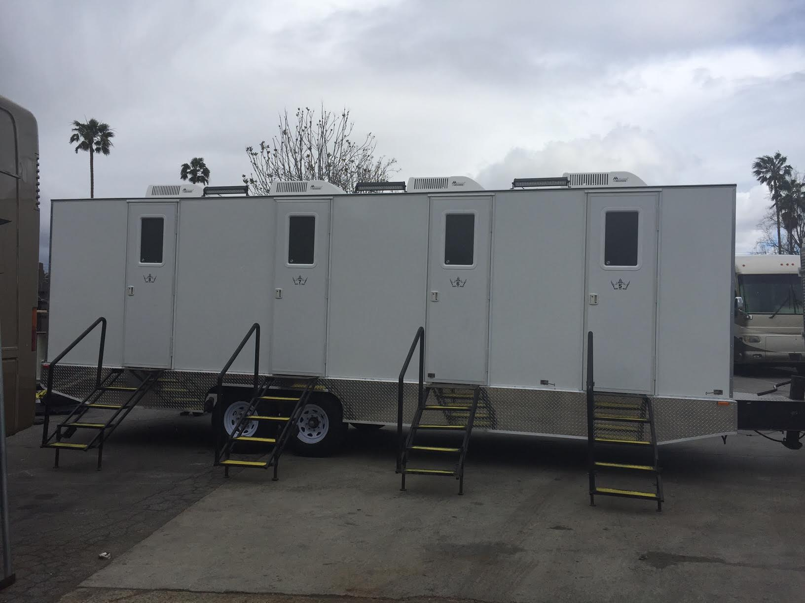 4 Room  Reyes Production Vehicles
