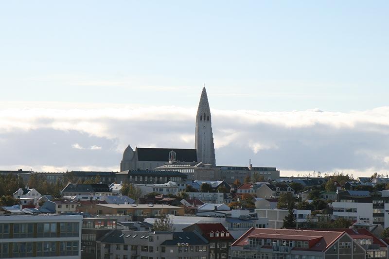 Hallgrimskirkja Iceland Reykjavik