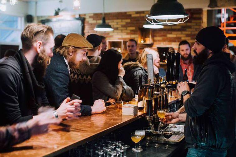 Reykjavik beer day