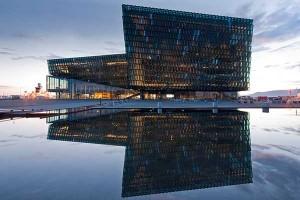 Event Venue - Harpan by the Reykjavik Harbor