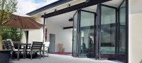 Aluminium Folding Patio Doors | Reynaers at Home