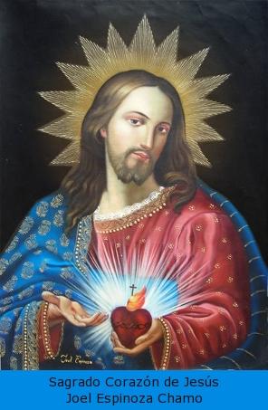 Junio mes del Sagrado Corazn de Jess y del Da del Padre