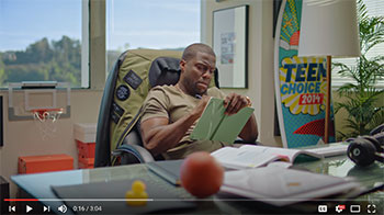 Kevin Hart is 'The Coder'