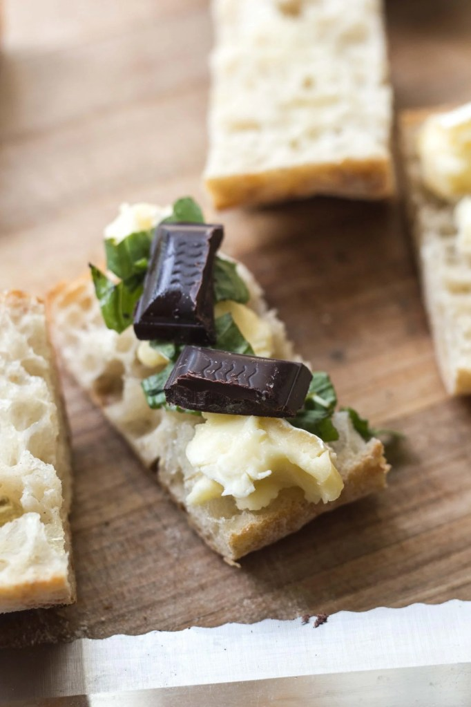 Chocolate and Cheese with Oprah and Giada