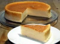 Japanischer Ksekuchen Rezept Cotton Cheesecake ohne Boden ...