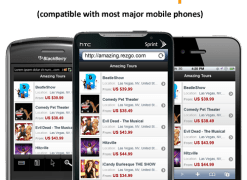Every Rezgo account includes a mobile web booking engine.