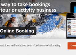 Rezgo WordPress Online Booking