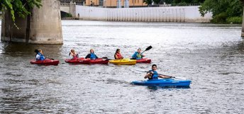 Grand River Canoe & Kayak uses Rezgo Online Booking Engine