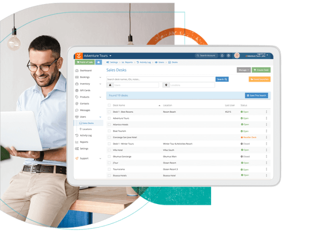 Concierge Services Screen