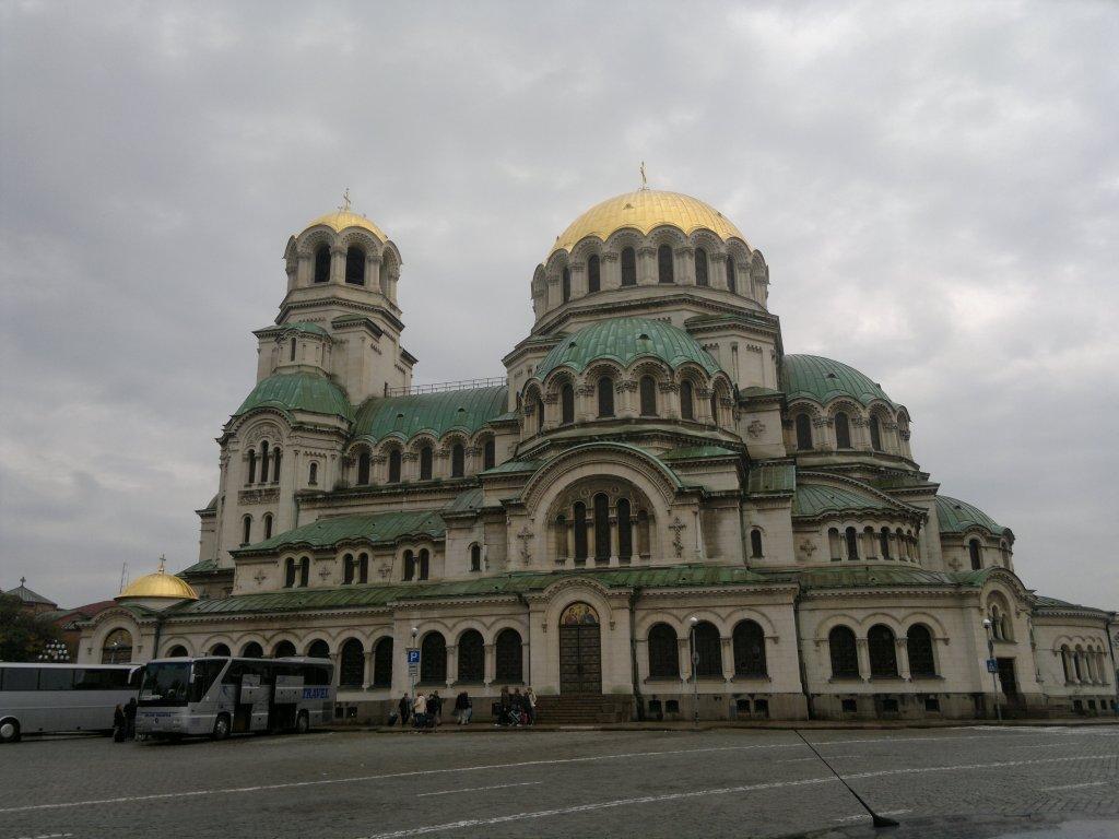 101 The St. Alexander Nevsky Cathedral