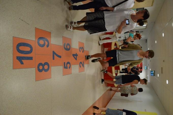 53 School corrodors