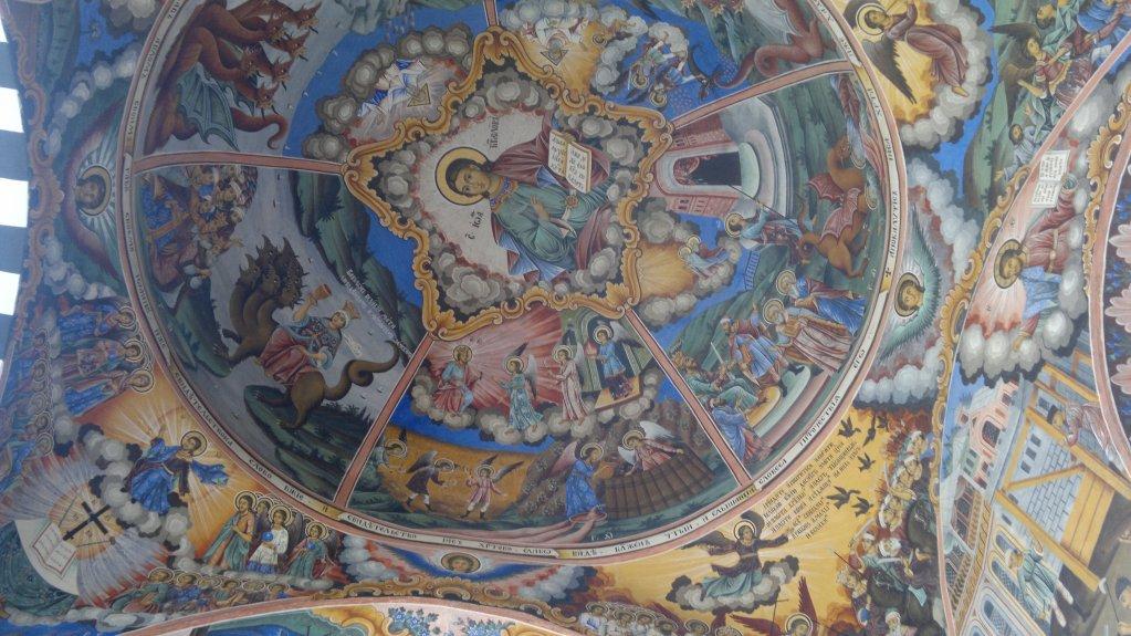 85 Rila monastery
