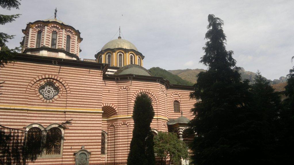 87 Rila monastery