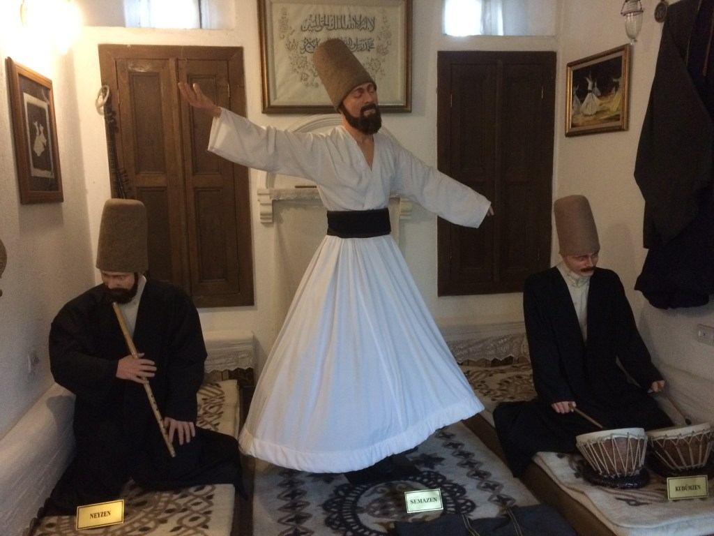 35. The museum of Dervishes
