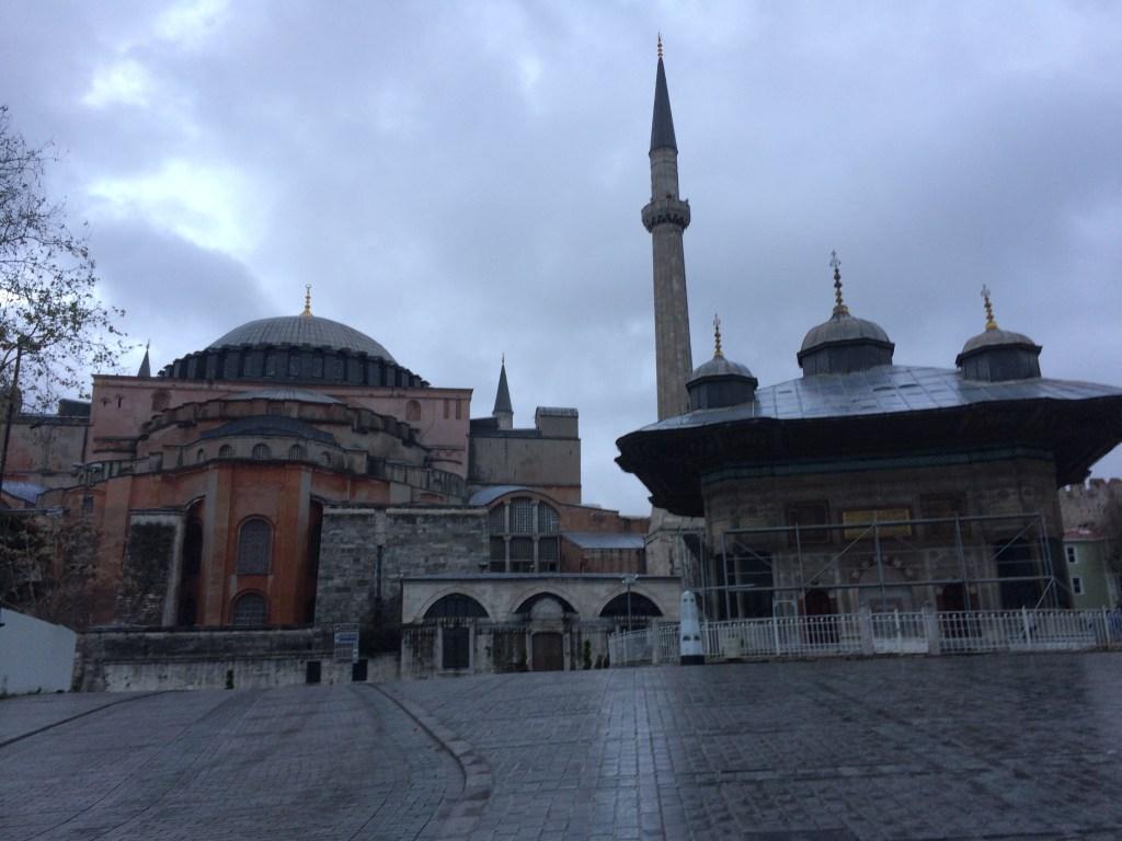 50. A walk around Istanbul