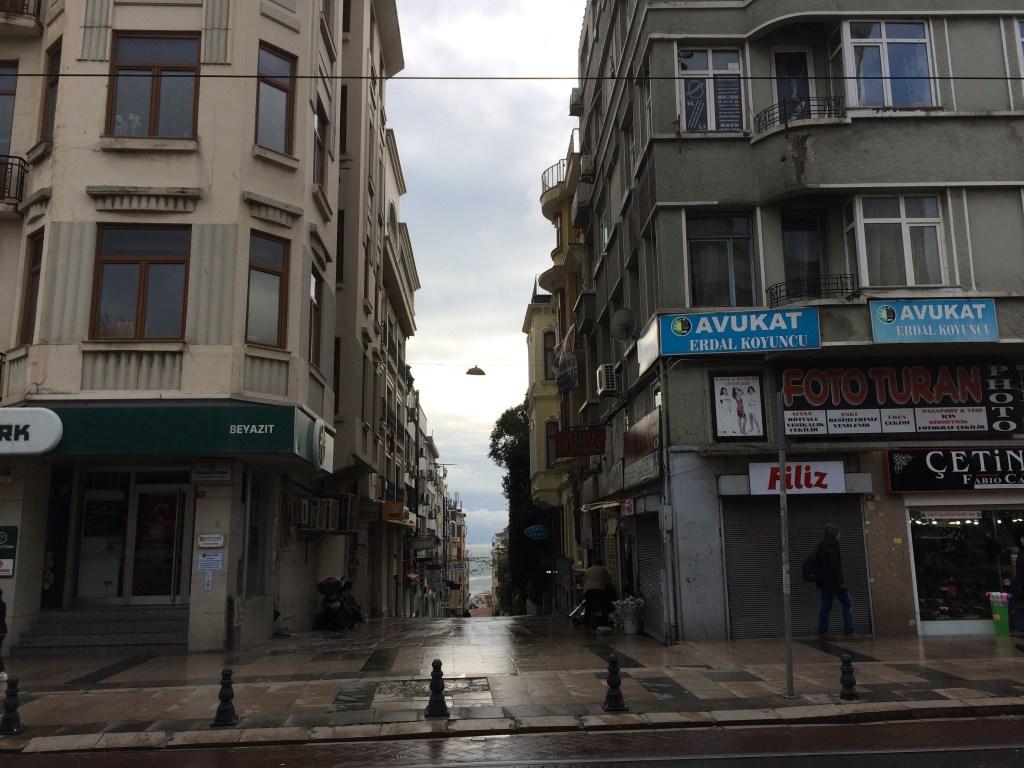 82. A walk around Istanbul