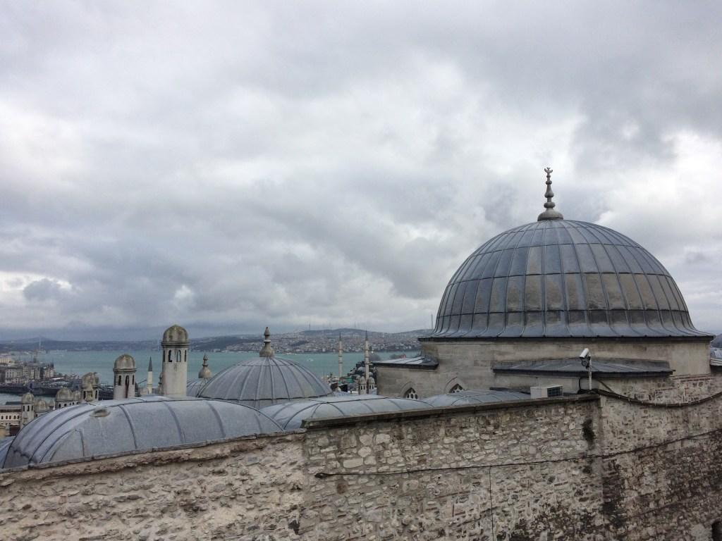 84. The Süleymaniye Mosque