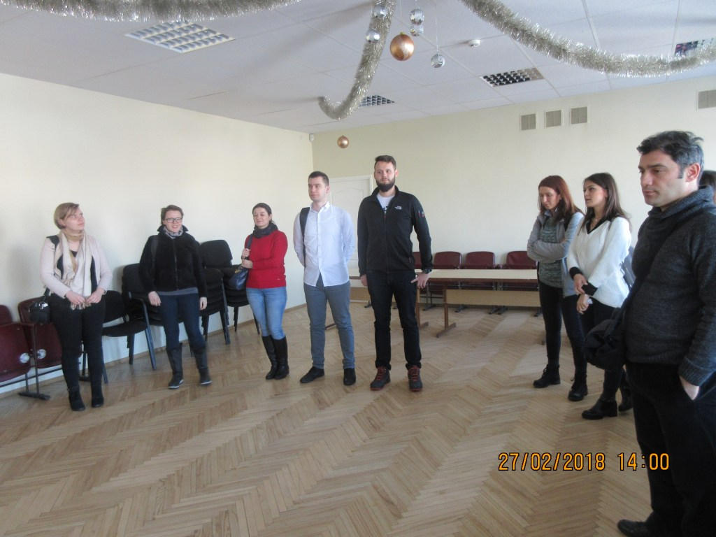 62. Visiting the Rezekne department of the Latvian Association of the Deaf