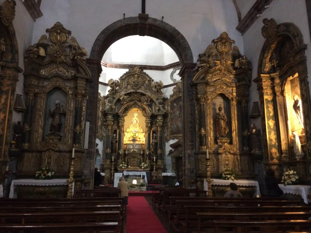 5. Inside the church