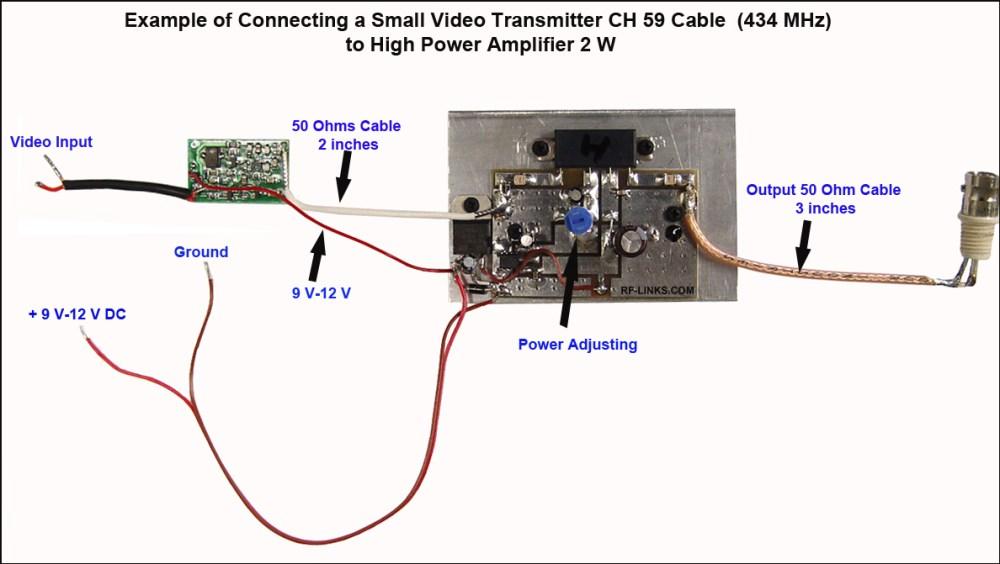 medium resolution of wireless video transmitter and receiver circuit wiring diagram mini wireless video transmitter circuit diagrams