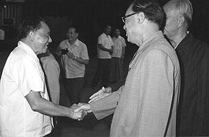 六四事件20周年紀念專題之二:鄧小平與六四