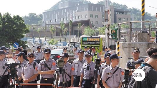 美國在臺協會臺北辦事處新館正式開幕