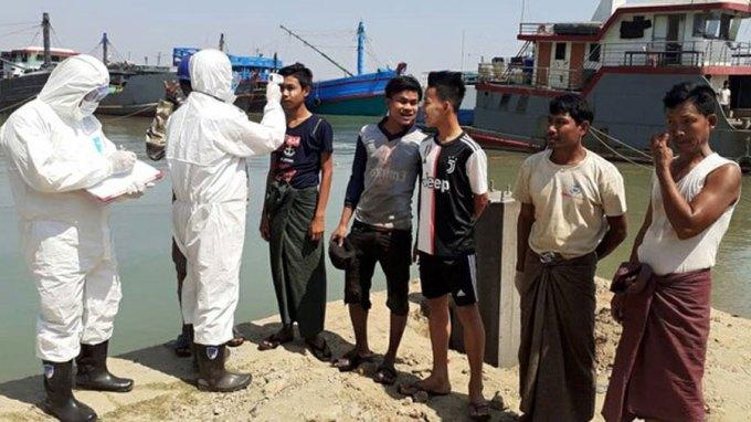 Panic Grips Rohingya Refugee Camps in Bangladesh over Coronavirus ...