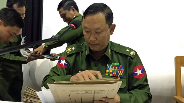 Myanmar's Military Warns Ethnic Armies Against Trying to Expand Territory  During Cease-fire — Radio Free Asia