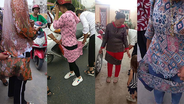 Uyghurs Deplore Chinas Unkind Cuts to Local Womens Skirts