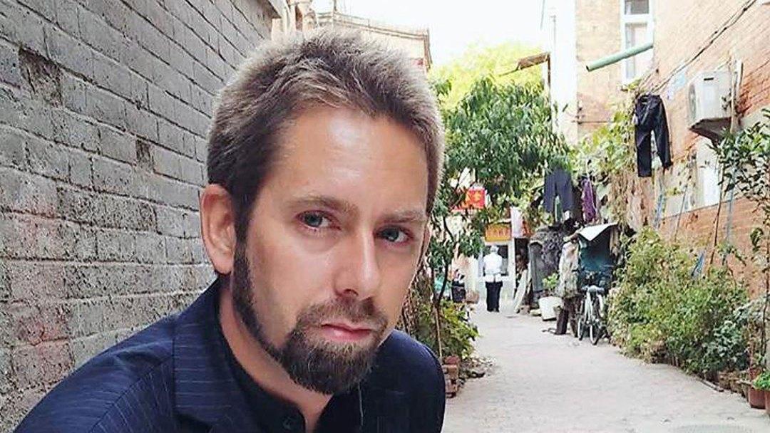 """瑞典人权活动人士、""""保护卫士""""创办人达林(Peter Dahlin)也参与联署。(AFP)"""