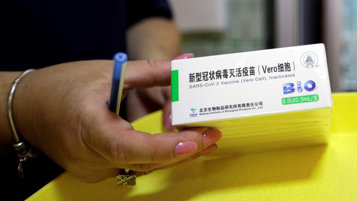 世卫抨击中国疫苗外交是地缘政治操纵 — 普通话主页