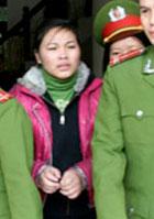 Nữ sinh Nguyễn Thị Thanh Thúy