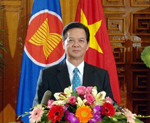 Chủ tịch luân phiên ASEAN, Thủ tướng Nguyễn Tấn Dũng