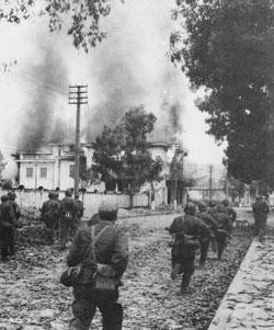 Quân Trung Quốc đánh Lạng Sơn năm 1979