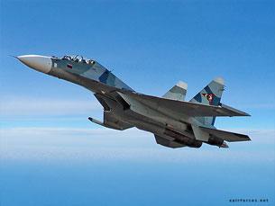 Chiến đấu cơ hiện đại loại SU 30-MK2 của Nga-Source Xairforce.net