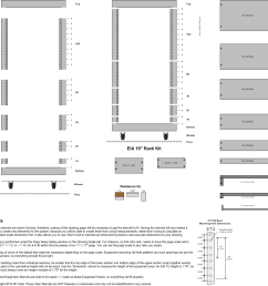 equipment racks eia visio stencils rf cafe [ 1214 x 1223 Pixel ]