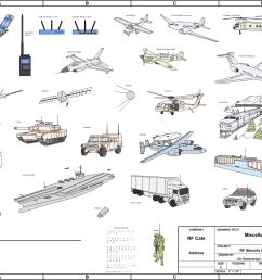 airplanes ships rockets trains wireless devices visio stencils rf cafe [ 1626 x 1254 Pixel ]
