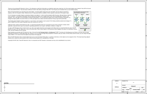 small resolution of page templates a b portriate landscape visio stencils rf cafe