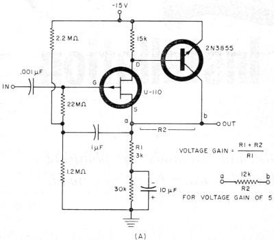 Field-Effect Transistor Circuits, May 1967 Electronics