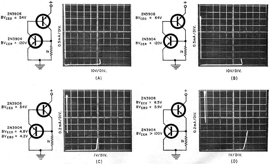 Using Transistors as Negative-Resistance Devices, June