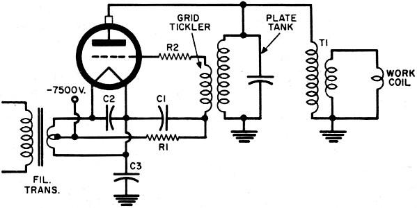 Induction Heater Oscillator