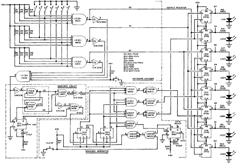 Basic Digital Logic Course, December 1974 Popular