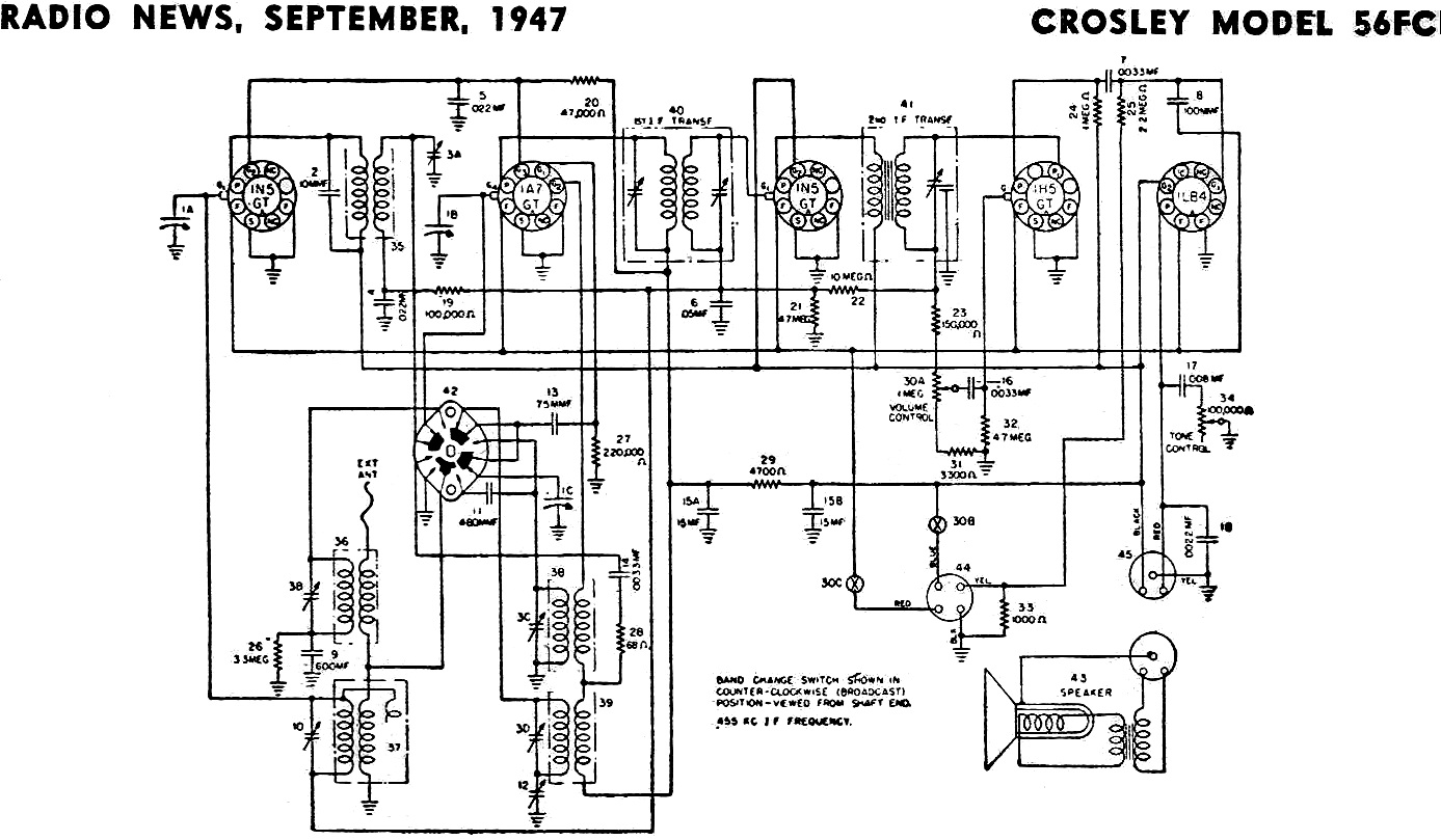 Radio Schematic Parts Diagram : 29 Wiring Diagram Images