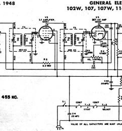 ge radio schematic wiring diagram blogs 1962 ge radio schematic ge radio schematic [ 1199 x 673 Pixel ]