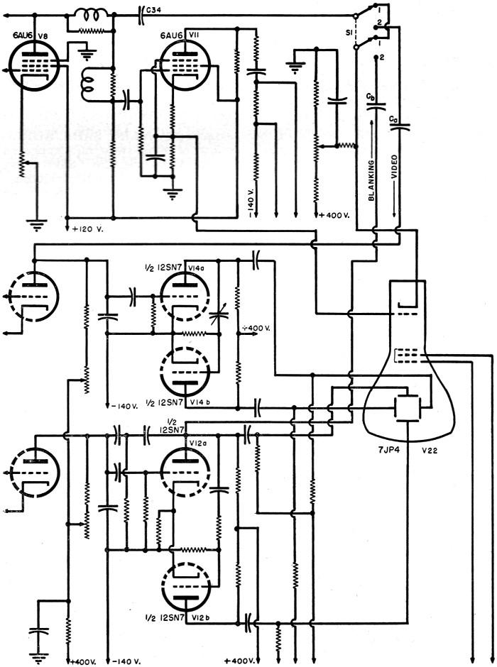 TV Receiver Conversion for Velocity Modulation, April 1951