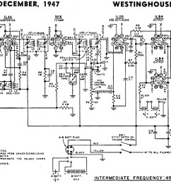 schematics also antique radio schematics on vintage radio diagramswestinghouse model h 133 schematic u0026 parts [ 1307 x 827 Pixel ]