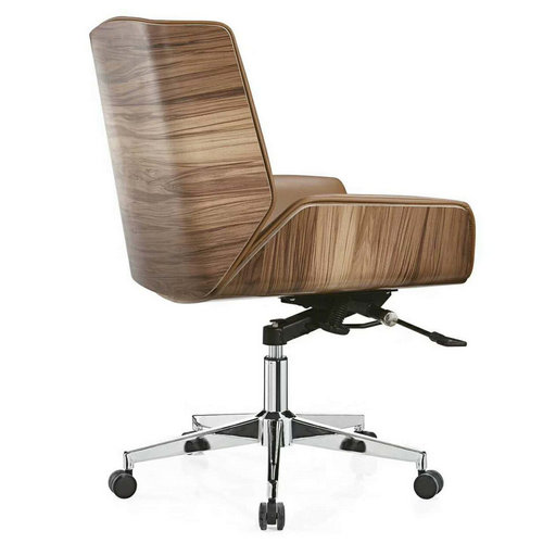 eames aluminum management chair replica folding caddy brown leather low back office chair. buy executive in colour by adiko ...